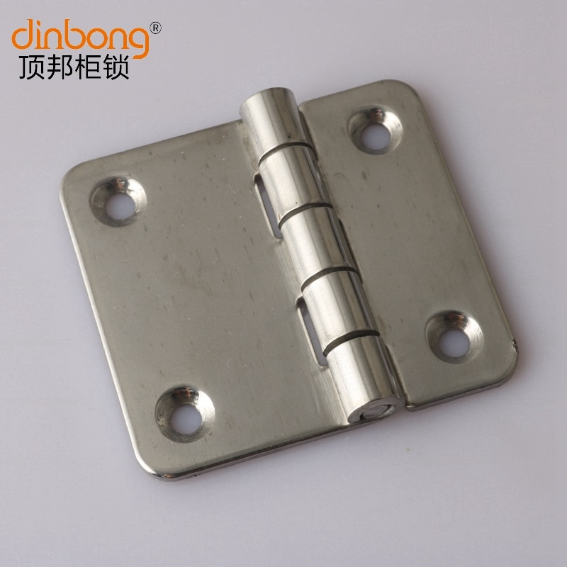 Dinbong DB3114 rvs scharnier case kabinet, deur scharnier, elektrische doos, elektrische deur scharnier scharnier