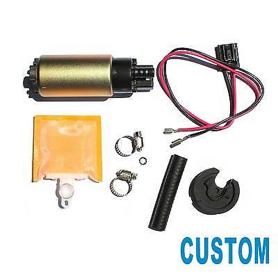 Personalizado nuevo alto rendimiento eléctrico de entrada de la bomba de combustible w/Kit de instalación de E3305 para coche Mercury Lincoln Subaru Isuzu Plymouth