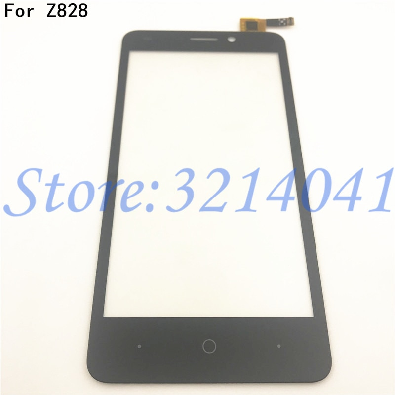 "Alta calidad Original nuevo 5,0 ""para ZTE Avid Plus Z828 Z828L pantalla táctil digitalizador pantalla frontal cristal lente Sensor Panel"