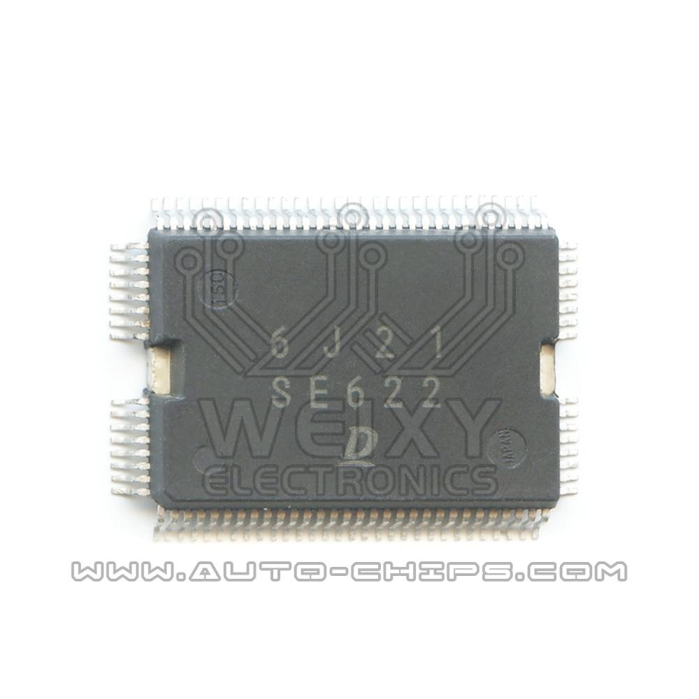 Uso da microplaqueta se622 para tyt ecu