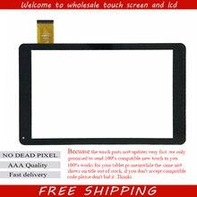 Nouveau écran tactile capacitif écran tactile numériseur verre remplacement pour 10.1 pouces IRBIS TZ15 tablette livraison gratuite