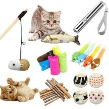 Jouet chat chat chat en peluche peluche pour chats   Jouets en boule de poisson menthe en peluche, petits animaux de compagnie, Teaser interactif, baguette chaton, planche à gratter