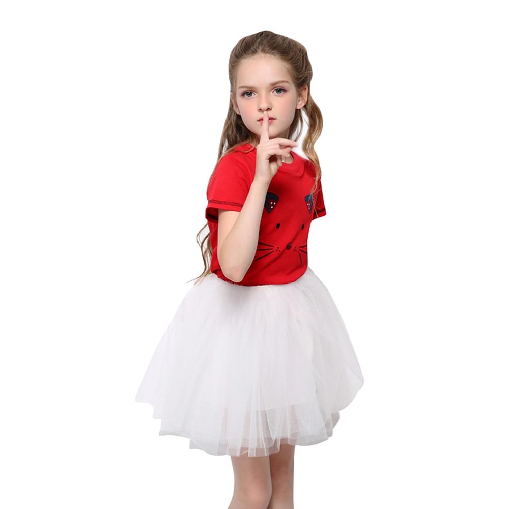 In Stock Multi-Color Four Layer 2020 Ball Gown Flower Girl Dress Short Petticoat Kid Crinoline Underskirt Wedding Accessories