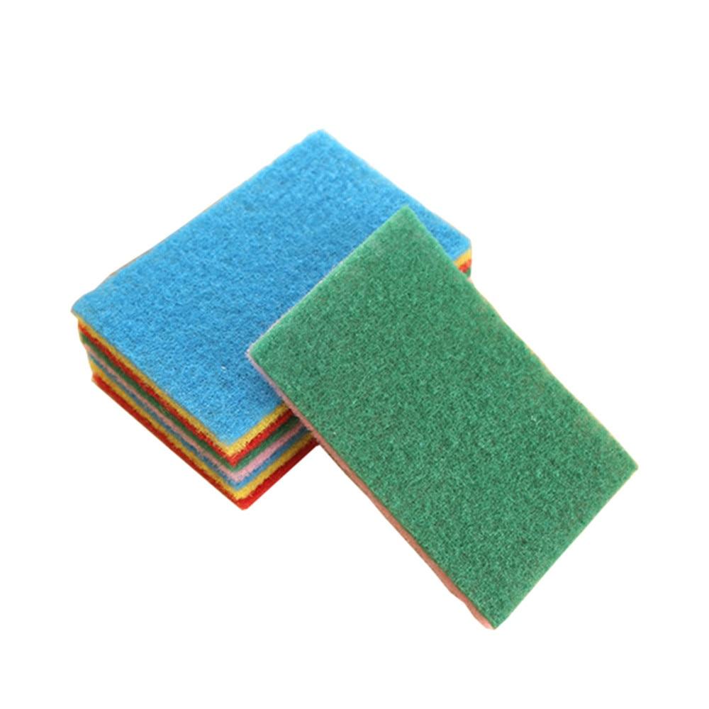 Rag 10X Magic Sponge Eraser Cleaning Towel Wash Cloth Kitchen Dish Foam Pads Cleaner cleaning cloth torchons de cuisine