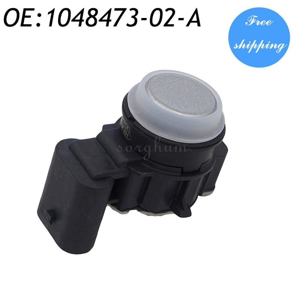 PDC Ultraschall Einparkhilfe Sensor Für Telsa 1048473-02-A 0263033326 Silber