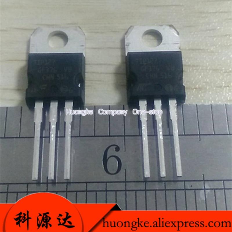 10PCS/LOT TIP102 TIP120 TIP122 TIP127 TIP31C TIP32C TIP41C TIP42C TIP142T TIP147T TO-220 Transistor