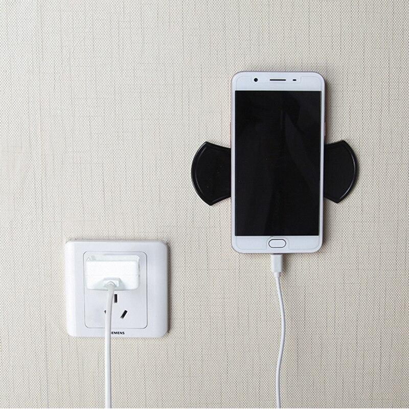 Accessoires de voyage décontracté pâte multifonction Portable sécurité Article Nano Velcro support de téléphone Portable pour voiture fixation accessoire