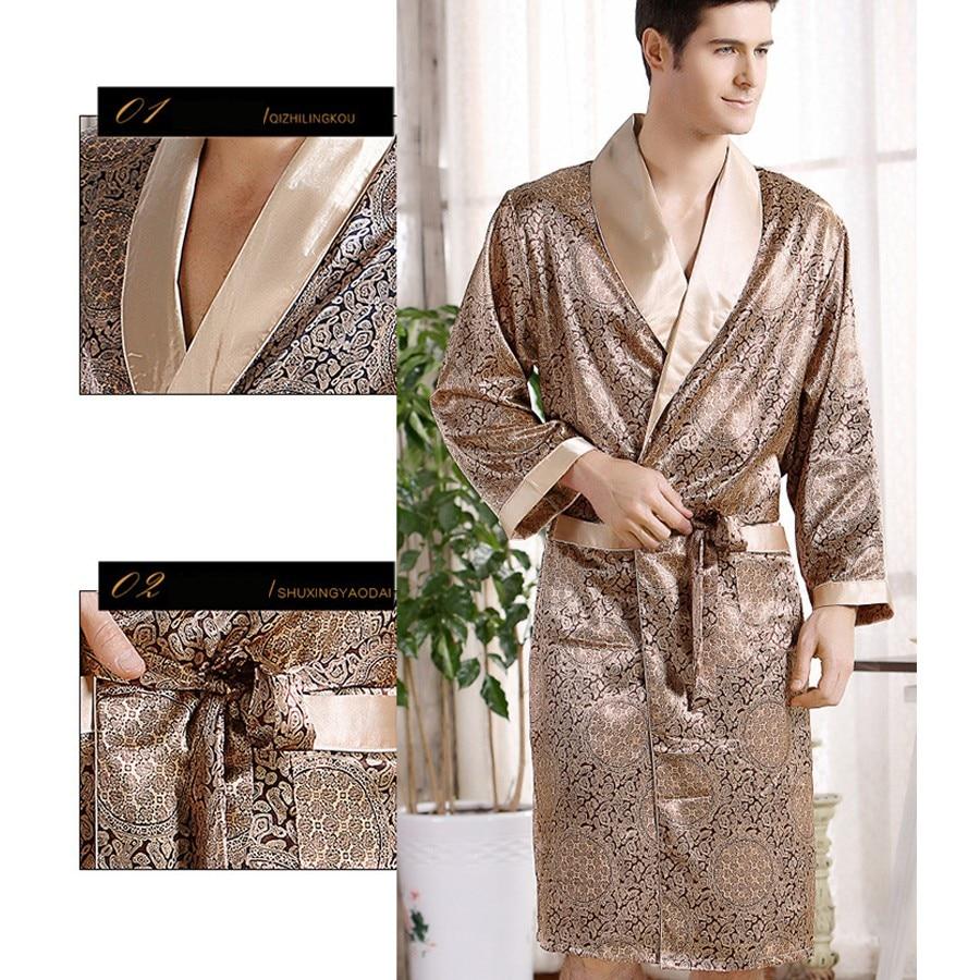 5XL из двух частей костюм дом мужские шелк халаты халат шорты комплекты мужские пижамы пижамы мужские кимоно мягкие уютные ванна халат