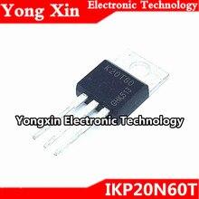 5pcs IKP20N60T TO-220 K20T60 TO220 IGBT 600V 20A