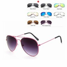 Aviation sunglasses For Boy And Girl Pilot Sun Glasses Children Sunglasses Kids Sunglasses Eyewear U