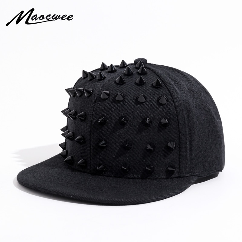 Кепка унисекс в стиле панк, шляпа с рисунком ежа, кепка для хип-хоп, рок, танцев