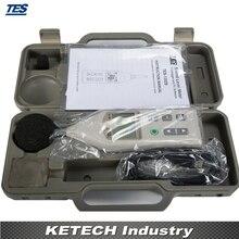 Sonomètre Programmable 30dB à 130dB TES1352S