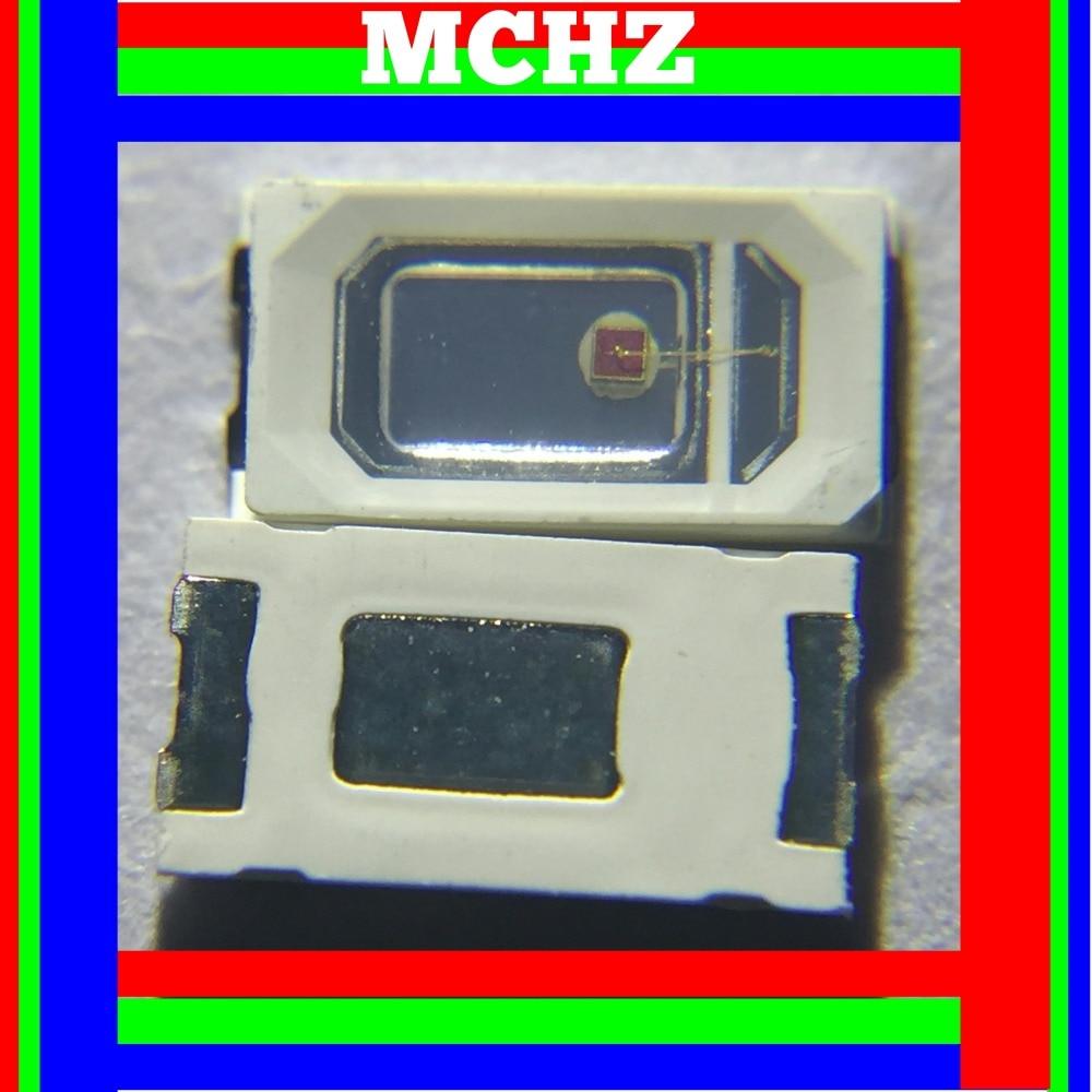 200 pcs 5630/5730 SMD/SMT SMD Vermelho 5730 Planta 660nm vermelho LEVOU Montagem Em Superfície Vermelho 2.0 ~ 2.6 V ultra Birght Levou Chip de Diodo 5730 Vermelho
