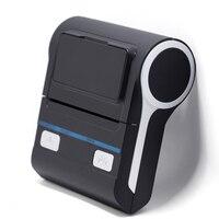 JP-81LYA JEPOD 3inch Thermal Printer Portable Bluetooth Android 80mm Themral Receipt Printer Wireless Printing