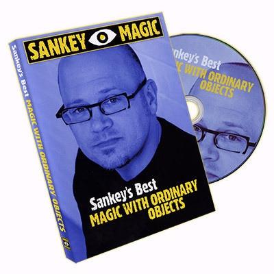 216 mejor magia con objetos comunes de Jay Sankey-trucos de magia