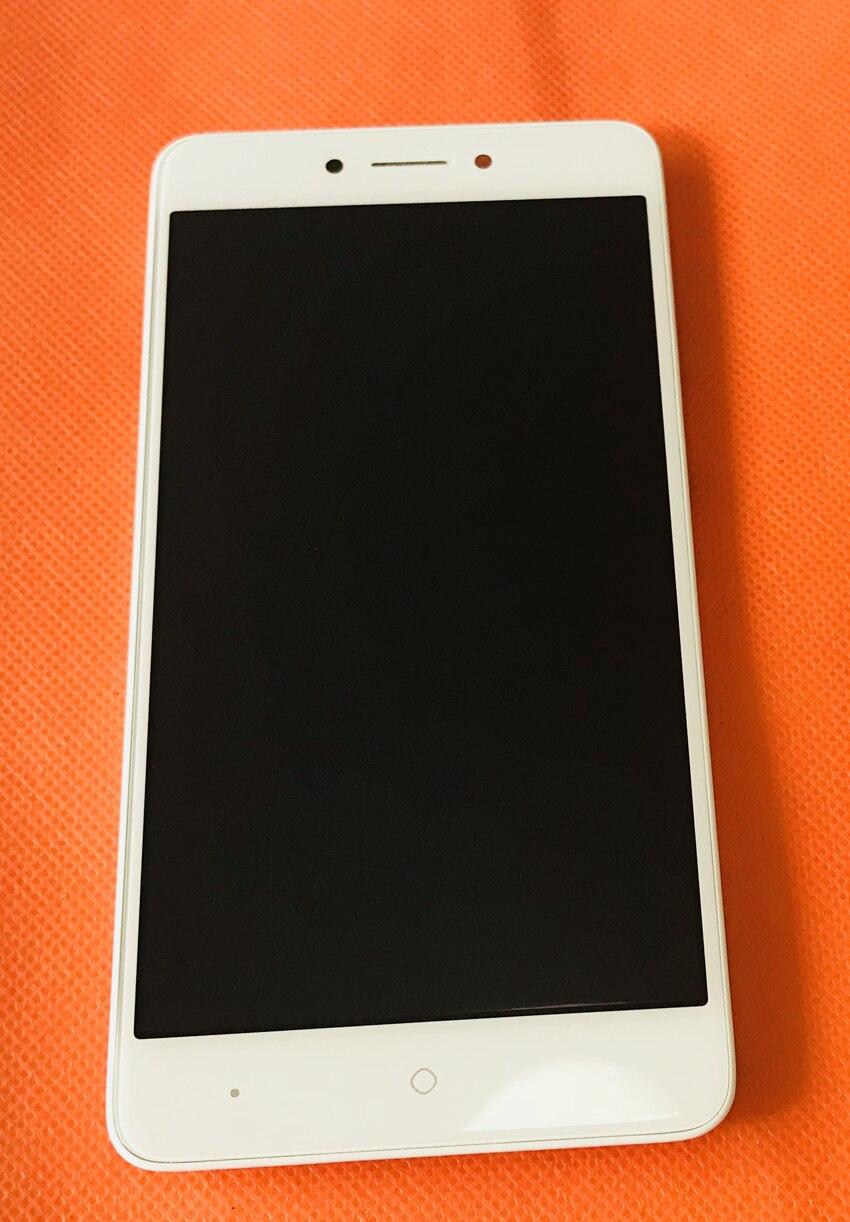 Pantalla táctil Original usada + pantalla LCD + marco para móvil chino A3S M653 Snapdragon 425 Quad Core envío gratis