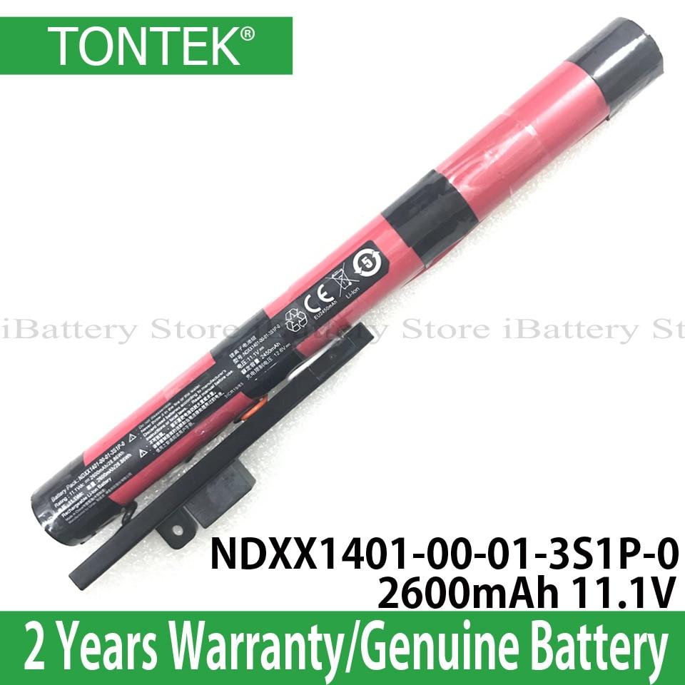 Genuino NDXX1401-00-01-3S1P-0 batería para Acer Aspire one 14 Z1401 Z1402-C87P C6UV C6YW...