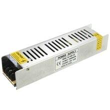 100 w Ha Condotto di Alimentazione 220 v a 12 v 8.5A per la Striscia del LED Trasformatori di Illuminazione
