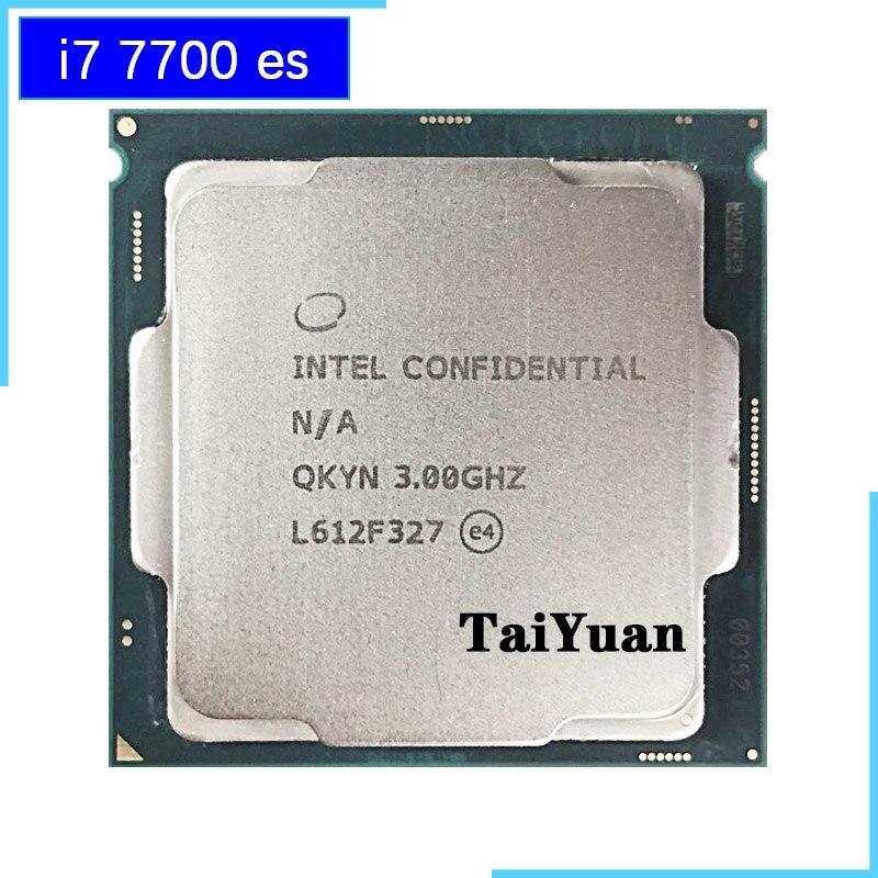 Процессор Intel Core i7-7700 ES