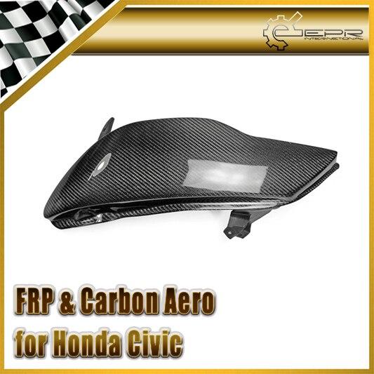 سيارة التصميم لهوندا سيفيك FD2 ألياف الكربون EPA نمط المصباح كتلة خارج 1 قطعة