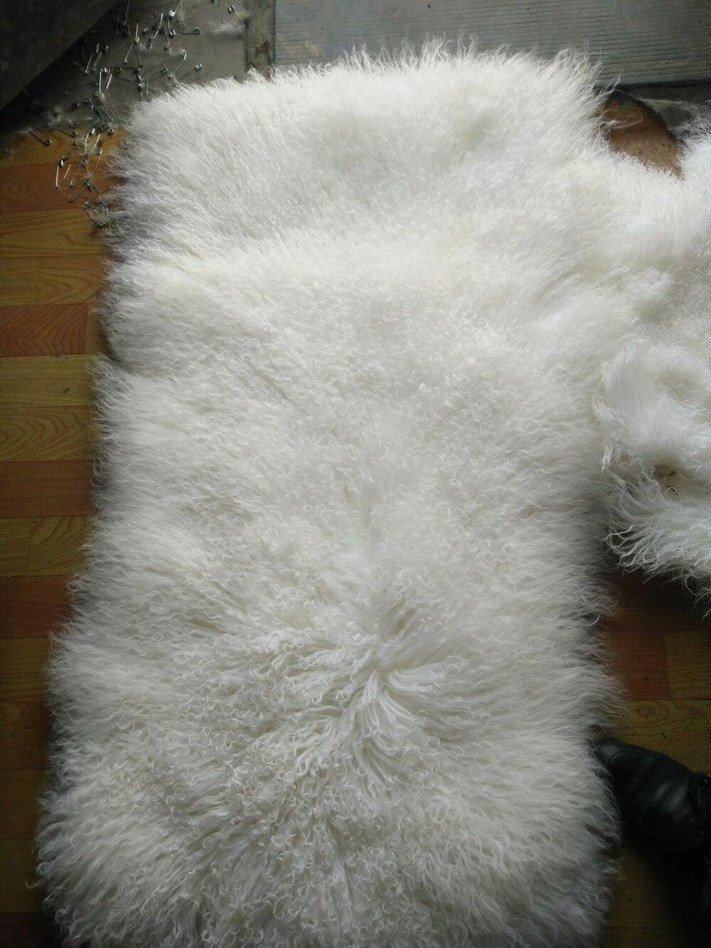 High Quality Curly Kalgan Lamb Fur Plates / Fur Plate / Sheep Fur Plate