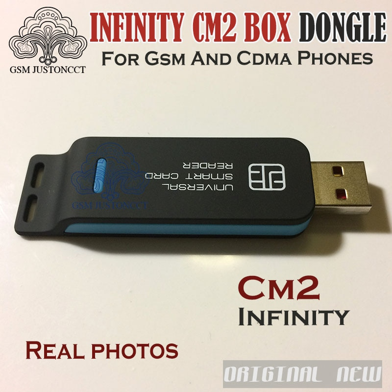China agent Infinity-Box Dongle Infinity CM2 Box for GSM and CDMA phones Free shipping