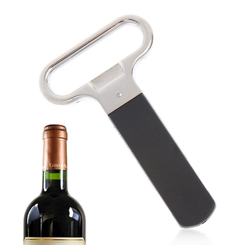 Dois-prong Abridor de Vinho Cork Extrator Profissional Vinho Tinto Abridor de Garrafa de Champanhe