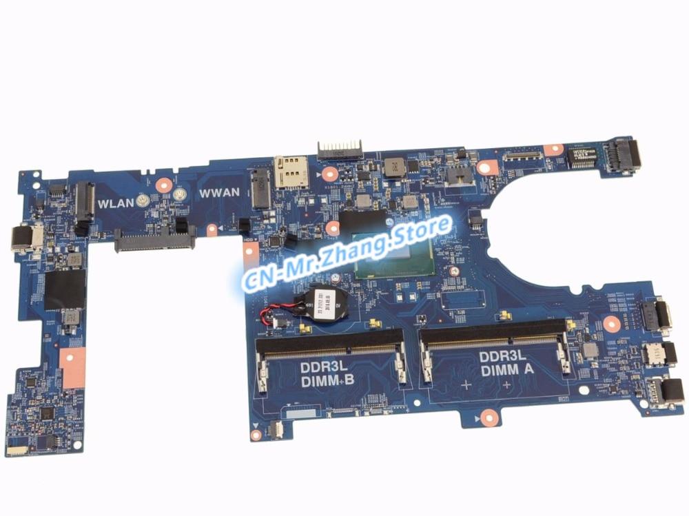 SHELI PARA Dell Latitude 3350 Motherboard CPU FT9HH i3-5005U 0FT9HH CN-0FT9HH DDR3L