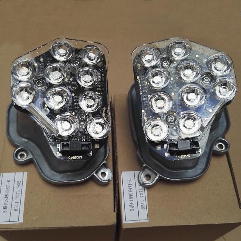 Módulo LED izquierdo y derecho de alta calidad para BMW 5 Series F10 F11 2010-2013 bi-xenon 63117271901 63117271902 nuevo