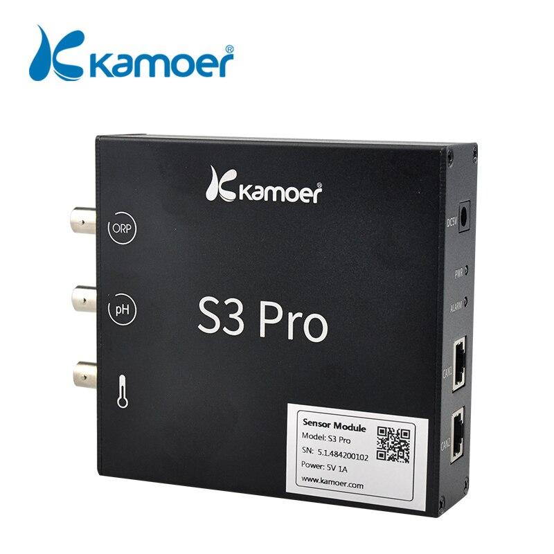 Módulo de Sensor profesional Kmaoer S3 Pro, sistema de Control remoto en la nube para acuario