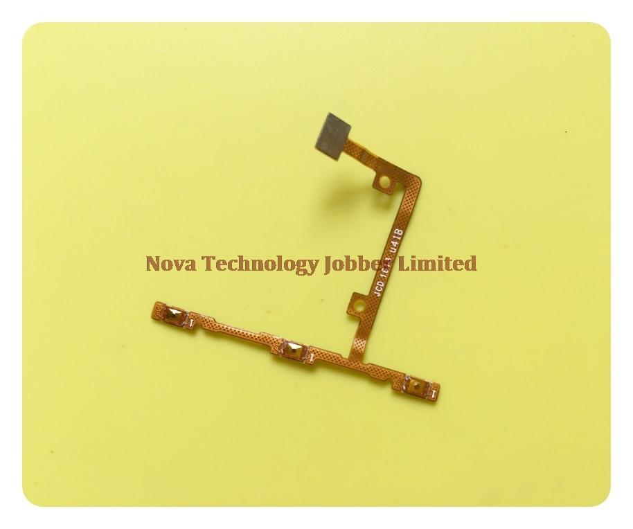 Wyieno 5Pcs/Lot VFD600 Power Button Ribbon For Vodafone Smart Prime 7 Switch on/off Flex Cable Repair Parts