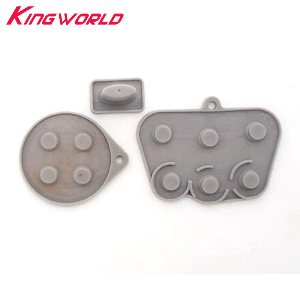 1 Набор силиконовых проводящих резиновых подушечек для кнопок для контроллера Sega Saturn SS