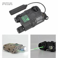 PEQ-15 blanc de Laser de point vert dan/lampe de poche LED 270 Lumens pour lélément Standard de boîtier de batterie de fusil de chasse de Vision nocturne de rail de 20mm