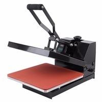 (Ship from EU) 15 x 15 Digital Heat Press Transfer Machine Clamshell T-Shirt Sublimation Machine