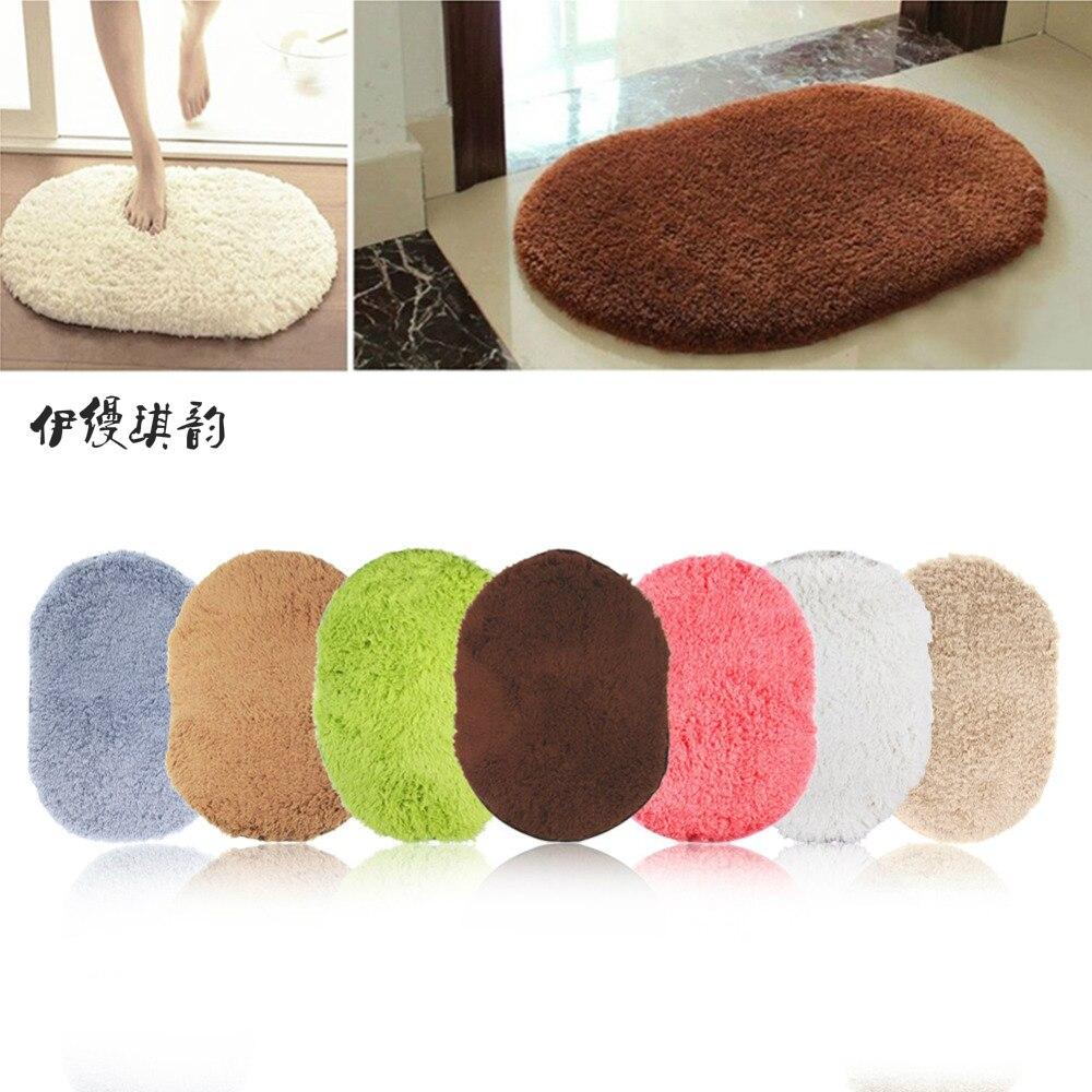 Envío Gratis, alfombras Berber de lana con memoria, sala de estar alfombras para, oficina, baño, alfombra antideslizante, alfombras para área de cocina YMC011
