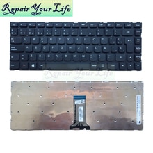 Reparatur Sie Leben Laptop Tastatur für Lenovo für IdeaPad 100s-14ibr s41-70 Flex 3 14 3-14 SP Spanien layout ersatz Tastatur