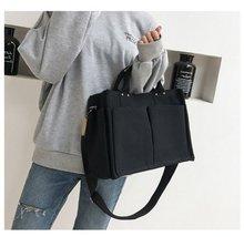 Mode Coton Femmes de Toile sac à bandoulière Grande Capacité Pliable Réutilisable Shopping Shopper Sac bolsa Sacs À Main Fourre-Tout Dames