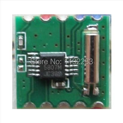 10pcs/lot FM Module RDA5807M RRD-102V2.0 Stereo Radio Module