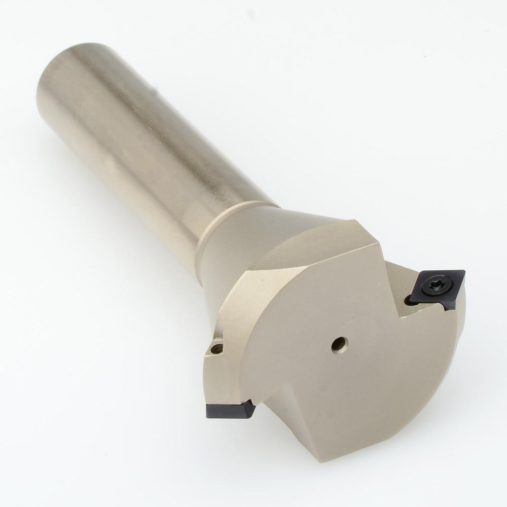 Твердосплавные фрезы для SDMB26152, A45-SD238-D40-C20-110L, 45 градусов