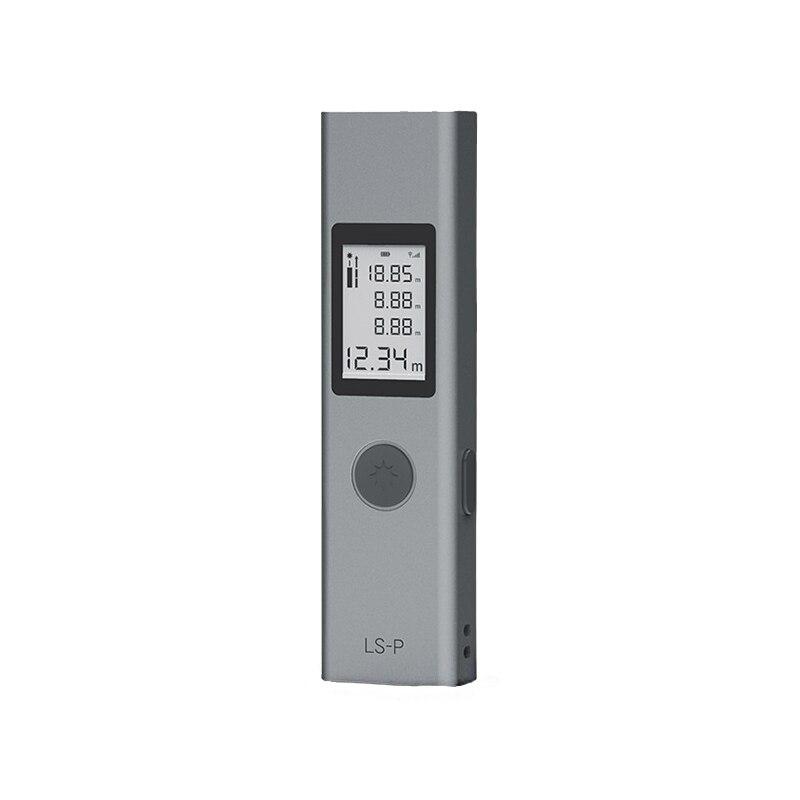 Telémetro Digital inteligente LS-P de aleación de aluminio, telémetro recargable para caza y Golf