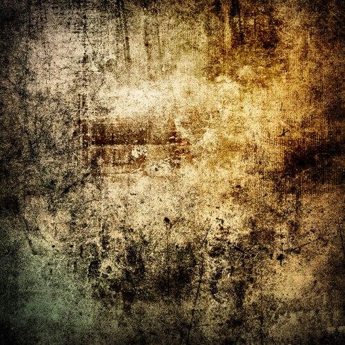 HUAYI Vintage cemento pared patrón telón de fondo arte tela fotografía retrato para estudios recién nacido Fondo D-9075