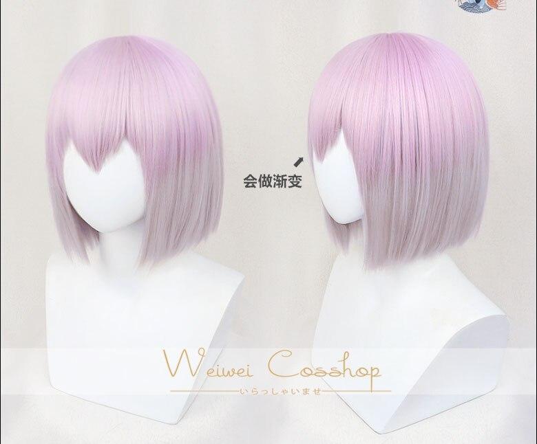 Peluca de Cosplay Akane Shinjou, peluca corta Lolita, Anime de Halloween SSSS. GRIDMAN, pelucas de pelo sintético resistente al calor + gorro de peluca