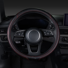 Protector para volante de coche auto accesorios para brillo faw v5 v5 byd f0 f3 s6 Cadillac cts srx changan cs35 chery tiggo 5 t11