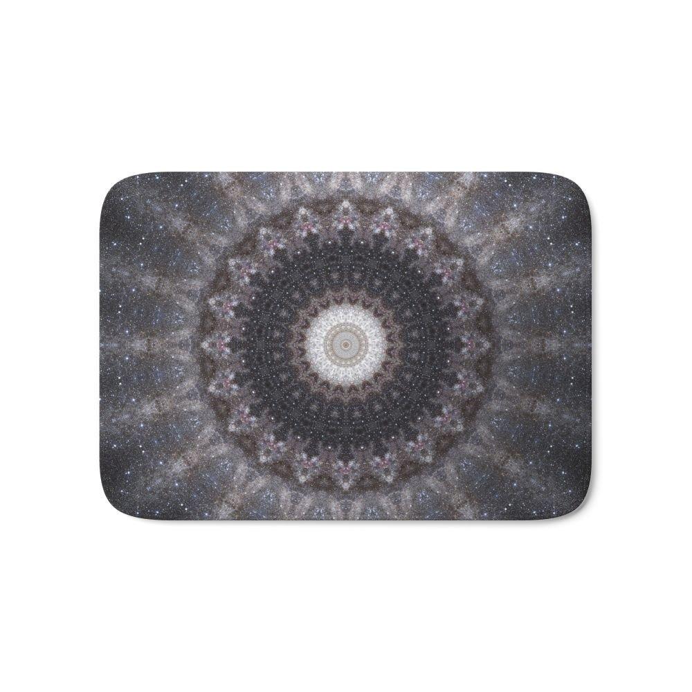Suki (Space Mandala) Bath Mat Carpets Floor Mats Room Kitchen Carpet Toilet