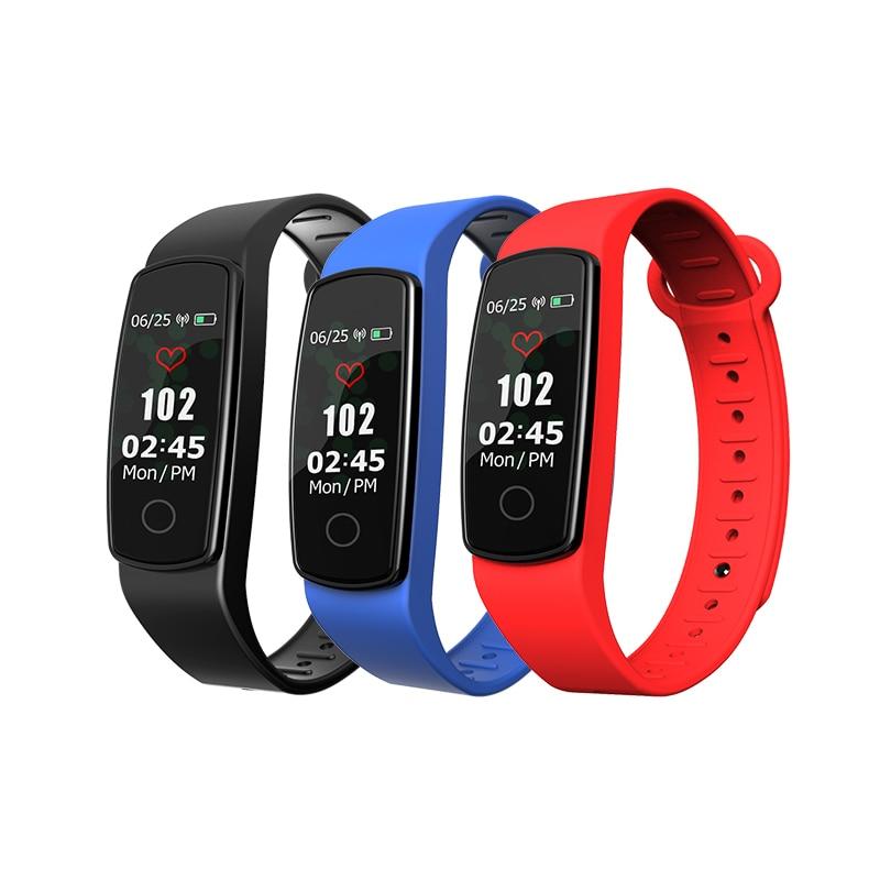 C19 pulsera inteligente pulsera deportiva para Android IOS reloj inteligente para Samsung Huawei Xiaomi para PK Xiaomi mi Band 3 2