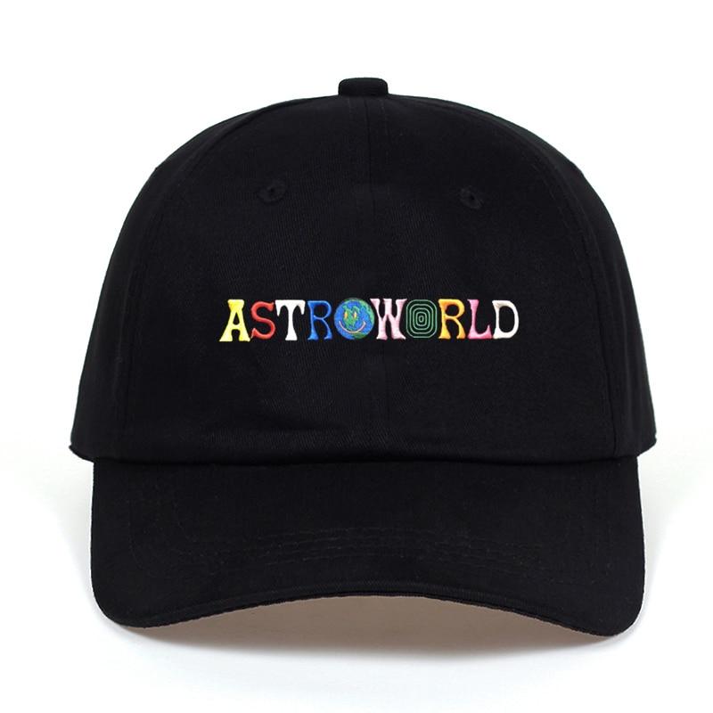 Travi $ Scott neuesten album ASTROWORLD Papa Hut 100% Baumwolle Hohe qualität stickerei Astroworld Baseball Caps Unisex Travis Scott