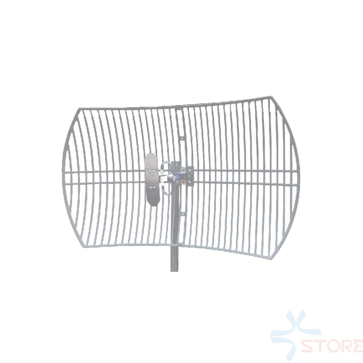 0.9Ghz 900MHz 15dBi High Gain GSM Directional Parabolic Grid Antenna For UHF CUAV Data Transmission Radio Data Modem