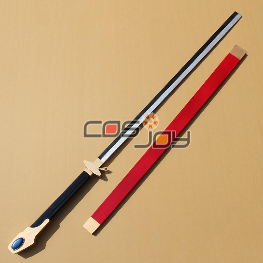 "Cosjoy 55"" BLAZBLUE Hakumen Sword with Sheath PVC Cosplay Prop-0644"