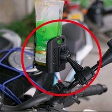 Moto porte-bouteille à dégagement rapide 360 degrés universel Rotation tasse porte-bouteille pour vélo fauteuil roulant moto