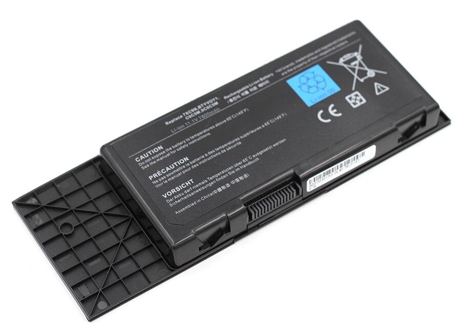Golooloo 9 celdas portátil batería de 318-0397 7XC9N C0C5M 451-11817 BTYVOY1 para...